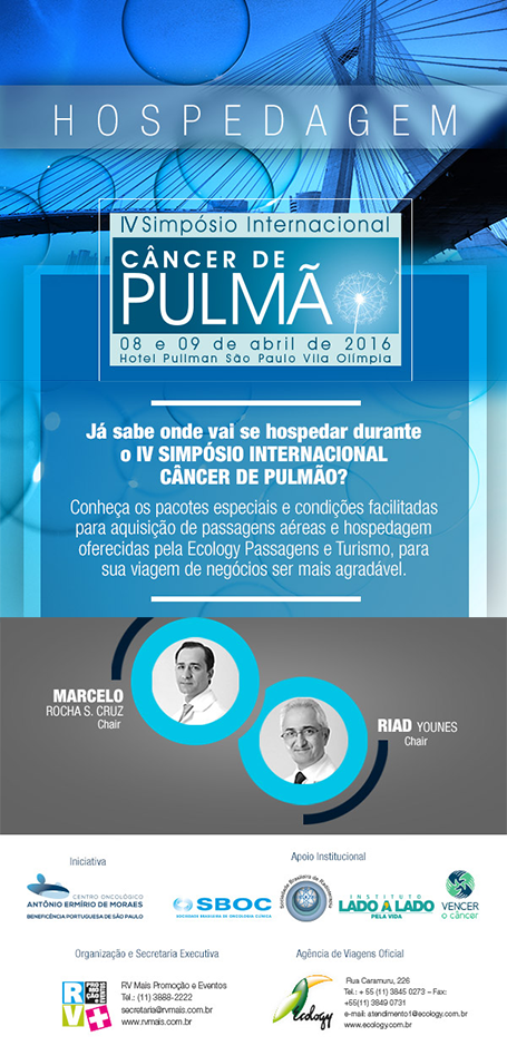 IV Simpósio Internacional de Câncer de Pulmão