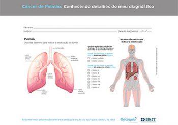 """""""Câncer de Pulmão: Conhecendo detalhes do meu diagnóstico"""" – Uma parceria entre o ONCOGUIA e o GBOT"""