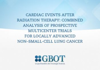 Cardiac Events After Radiation Therapy: Combined Analysis of Prospective Multicenter Trials for Locally Advanced Non–Small-Cell Lung Cancer