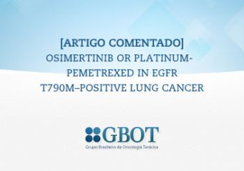 Osimertinib or Platinum–Pemetrexed in EGFR T790M–Positive Lung Cancer