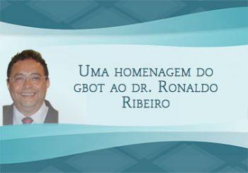 Homenagem ao querido Prof. Ronaldo Ribeiro
