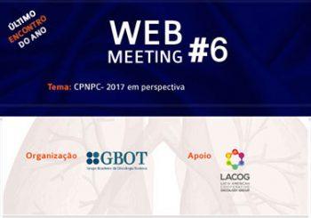 Webmeeting #6: CPNPC- 2017 em perspectiva