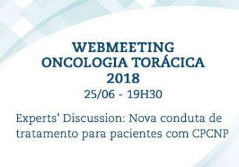 [WEBMEETING] Experts' discussion: Nova Conduta de Tratamento para Pacientes com CPCNP