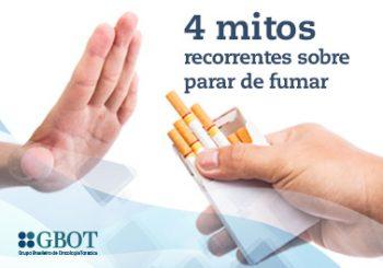 4 crenças irreais e recorrentes sobre largar o tabagismo