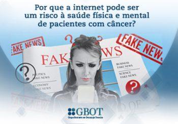 Por que a internet pode representar riscos à saúde física e mental de pacientes com câncer?