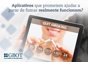 Aplicativos para cessar o tabagismo podem funcionar?
