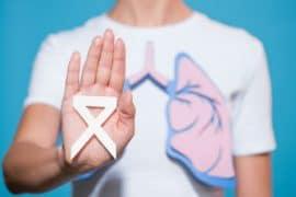 Mês Internacional de Conscientização sobre o Câncer de Pulmão